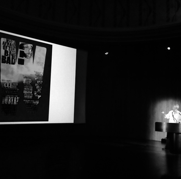 Alan Kitching V&A talk #LDF14