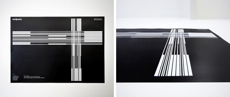 Endpoint rebrand posters  Jackie Hawkins